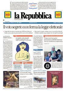 la Repubblica - 13 Ottobre 2017
