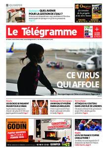 Le Télégramme Quimper – 03 février 2020