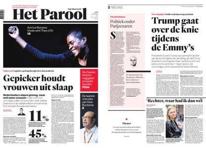 Het Parool – 18 september 2017
