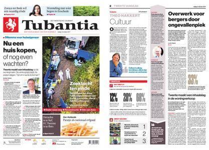 Tubantia - Enschede – 13 oktober 2017