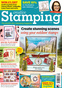 Creative Stamping - March 2020
