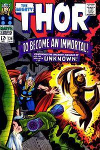 The Mighty Thor v1 136