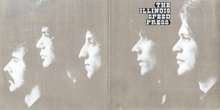The Illinois Speed Press - The Illinois Speed Press (1969) Reissue 2013