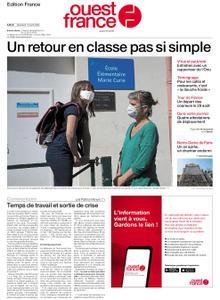 Ouest-France Édition France – 15 avril 2020