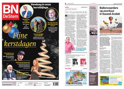 BN DeStem - Bergen op Zoom – 24 december 2019