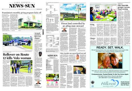 Lake County News-Sun – August 01, 2019