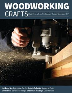 Woodworking Crafts - November-December 2020