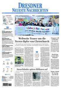 Dresdner Neueste Nachrichten - 16. März 2019
