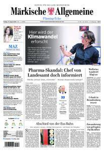 Märkische Allgemeine Fläming Echo - 17. August 2018