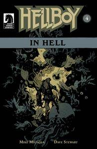 Hellboy in Hell 004 2013 digital
