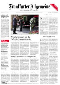 Frankfurter Allgemeine Zeitung - 28 Juni 2021