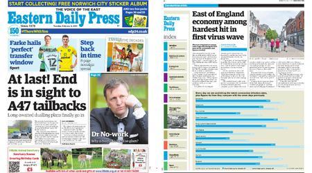 Eastern Daily Press – February 02, 2021