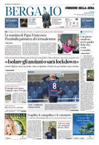 Corriere della Sera Bergamo – 25 ottobre 2020