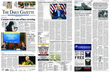 The Daily Gazette – April 16, 2020