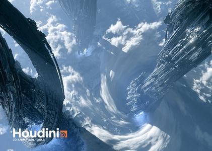 SideFX Houdini FX 17.5.258