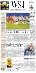 The Wall Street Journal - 31 July 2021