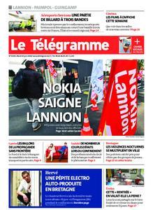Le Télégramme Guingamp – 23 juin 2020