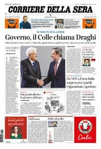 Corriere della Sera – 03 febbraio 2021