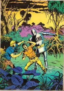 Archie De Man Van Staal - 00 - Terug Keer Van Het Gele Monster