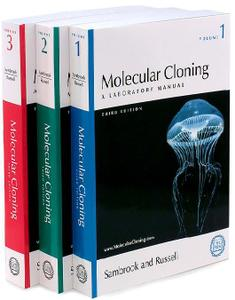 Molecular Cloning: A Laboratory Manual (3 volume set) (3rd Edition)