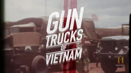 Smithsonian Channel - Gun Trucks of Vietnam (2017)