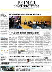 Peiner Nachrichten - 07. Juli 2018