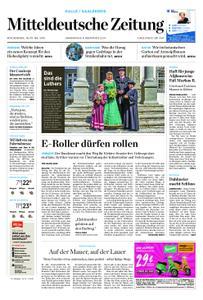 Mitteldeutsche Zeitung Naumburger Tageblatt – 18. Mai 2019