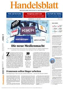 Handelsblatt - 13. Juni 2019