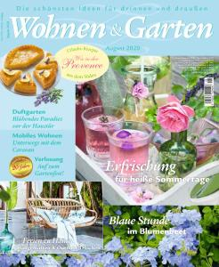 Wohnen & Garten - August 2020