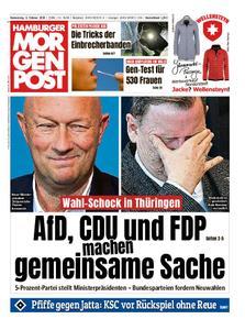 Hamburger Morgenpost – 06. Februar 2020