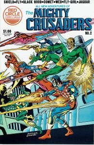 All New Adventures of the Mighty Crusaders 002 (Red Circle May)