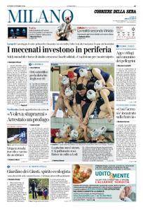 Corriere della Sera Milano – 07 ottobre 2019
