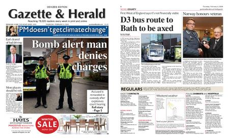 Gazette & Herald – February 06, 2020