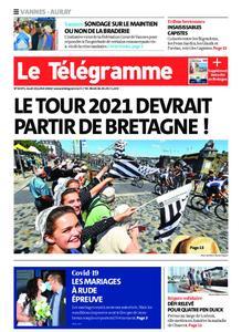 Le Télégramme Auray – 23 juillet 2020
