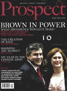 Prospect Magazine - October 2004