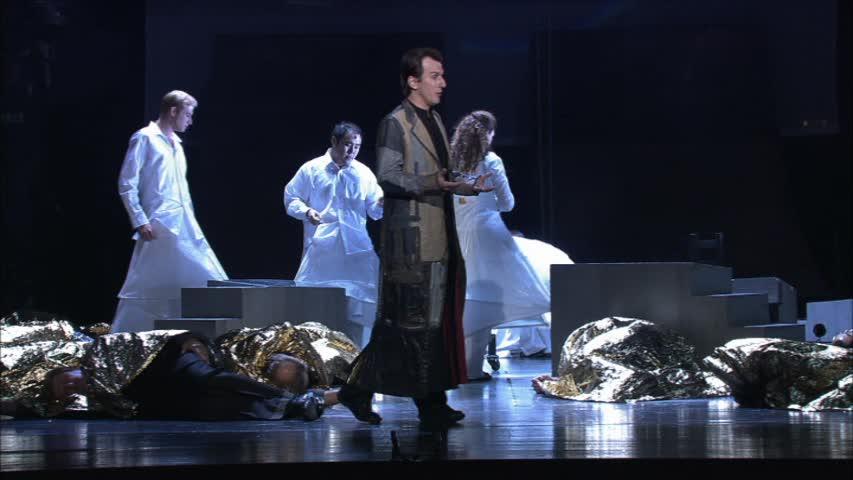 Philip Glass Kepler Landestheater Linz; Br...