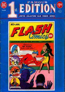 Famous First Edition 008 The Flash