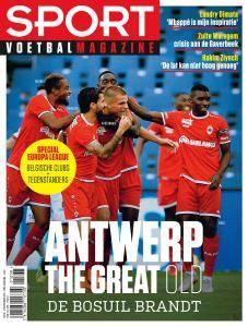 Sport Voetbal Magazine - 19 September 2018