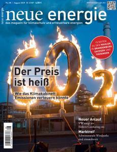 Neue Energie - August 2019