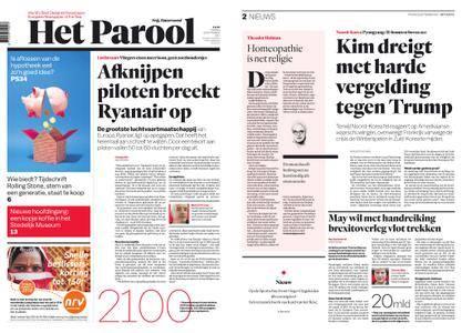 Het Parool – 22 september 2017