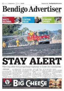 Bendigo Advertiser - April 10, 2018