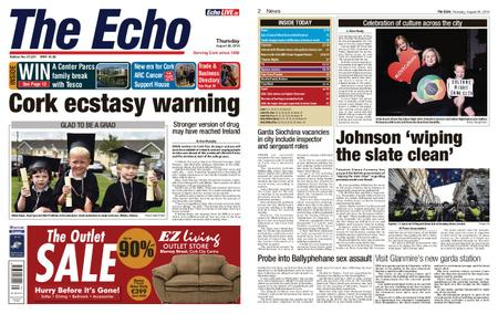 Evening Echo – August 29, 2019