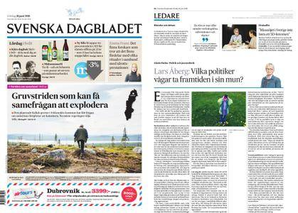 Svenska Dagbladet – 16 juni 2018