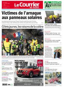 Le Courrier de l'Ouest Cholet – 17 janvier 2020