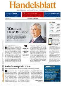 Handelsblatt - 27. Juli 2016