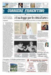 Corriere Fiorentino La Toscana - 3 Maggio 2018