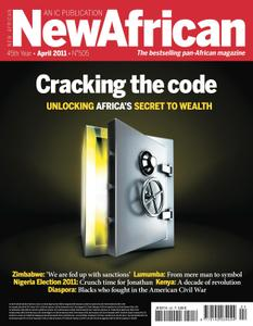 New African - April 2011