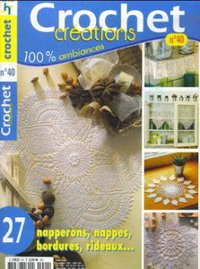 Crochet Creations #40, 2006