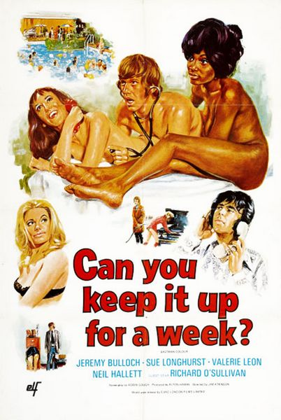 Can You Keep It Up for a Week? (1975)
