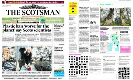 The Scotsman – November 30, 2018